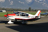 F-GSMV Robin DR.400-180 Regent c/n 2361 Grenoble-Le Versoud/LFLG 06-10-12