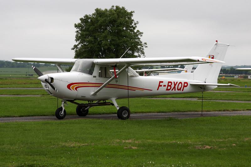 F-BXQP Reims-Cessna F.150M c/n 1284 Pontoise/LFPT/POX 03-06-16