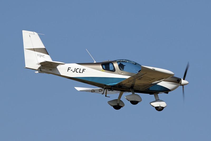72-SJ (F-JCLF) Tomark Aero SD-4 Viper c/n unknown Blois/LFOQ/XBQ 01-09-18