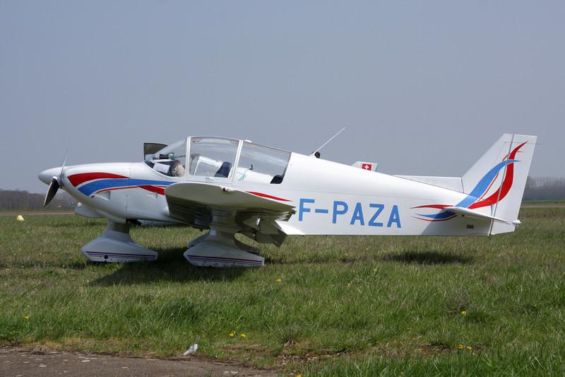 F-PAZA Zenair CH.300 c/n 63 Beaune/LFGF/XBV 17-04-10