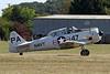 F-AZRB (90747/PA-47) North American SNJ-5 Texan c/n 88-17955 Blois/LFOQ/XBQ 01-09-18