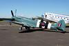 F-AZJS (PS890) Supermarine Spitfire PR.XIX c/n 6S/585110 Sarre Unioin/LFQU 21-06-08