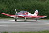 F-BNII SAN Jodel D.140C Mousquetaire c/n 171 Megeve/LFHM/MVV 13-06-07