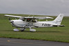 F-GVBV Cessna 172S c/n 172S-10830 Royan-Medis/LFCY/RYN 06-08-11