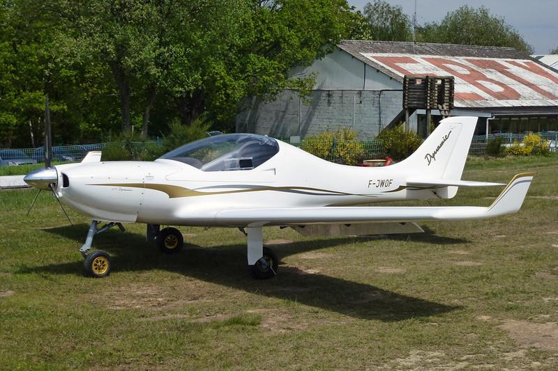 67-BLM (F-JWOF) Aerospool WT-9 Dynamic c/n DY295/2009 Verviers-Theux/EBTX 18-05-12