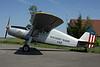 F-PBCM (V162) Fairchild UC-61A Argus c/n 495 Dijon-Darois/LFGI 17-06-12