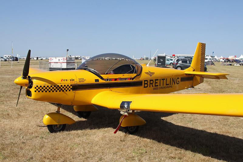 59-XU (F-JZUC) Zenair CH-601 Zodiac c/n 6-9011 Blois/LFOQ/XBQ 02-09-18