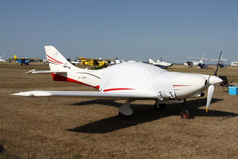 70-ME (F-JAQH) Vanessa VL-3 Evolution c/n VL-3-183 Blois/LFOQ/XBQ 02-09-18