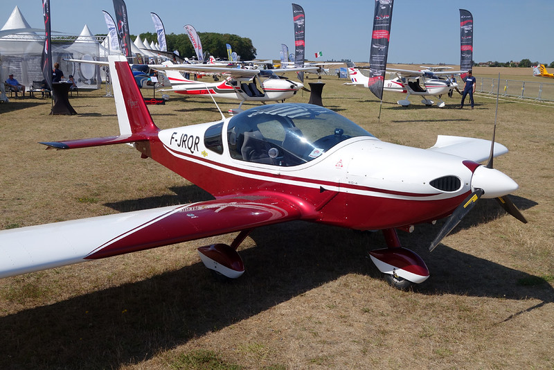 73-RL (F-JRQR) Tomark Aero SD-4 Viper c/n 0102 Blois/LFOQ/XBQ 02-09-18