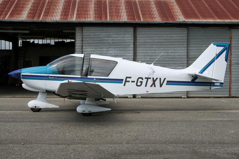 F-GTXV Robin DR.400-120 Petit Prince c/n 2420 Muret/LFBR 17-07-07