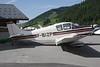 F-BIZP SAN Jodel D.140 Mousquetaire c/n 29 Megeve/LFHM/MVV 04-07-08