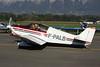 F-PALB Jodel DR.1054M c/n 848 Grenoble-Le Versoud/LFLG 06-10-12