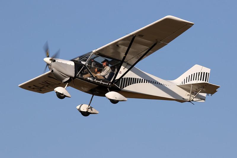 54-AKL (F-JTTV) Aero Services Guepard Super 912 c/n 29092 Blois/LFOQ/XBQ 01-09-18