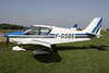 F-GSBE Robin DR.400-120 Petit Prince c/n 2337 St.Andre de L'Eure/LFFD 10-10-10