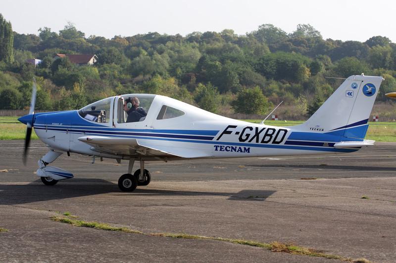 F-GXBD Tecnam P.2002-JF Sierra c/n 049 St.Cyr l'Ecole/LFPZ 10-10-10