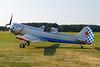 F-AZXK Yakovlev YAK-50 c/n 863201 Schaffen-Diest/EBDT 11-08-12