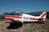 F-BJQT SAN Jodel D.140 Mousquetaire c/n 64 Faucon 27-09-04