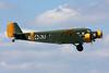 F-AZJU (AZ+JU) Junkers CASA 352L c/n 103 Sarre Union/LFQU 21-06-08