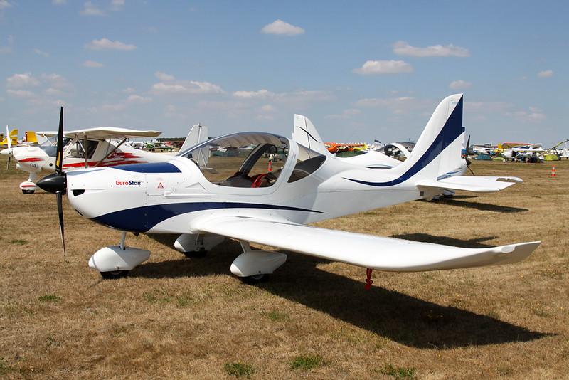 15-ACA (F-JWZK) Evektor EV-97 EuroStar c/n 2009-3518 Blois/LFOQ/XBQ 01-09-18