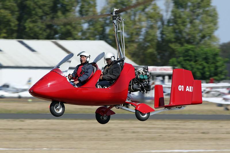 01-AEK (F-JANF) Autogyro Europe MTO SPort c/n unknown Blois/LFOQ/XBQ 01-09-18