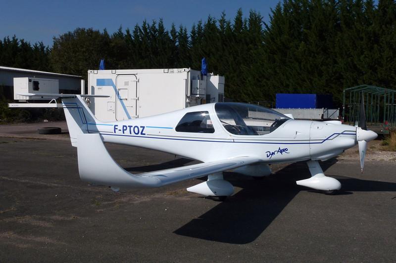 F-PTOZ Dyn'Aero MCR-4S 2002 c/n 48 Dijon-Darois/LFGI 04-10-11