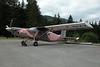 F-GIXX Pilatus PC-6 B2-H2 Turbo Porter c/n 564 Megeve/LFHM/MGV 23-09-04