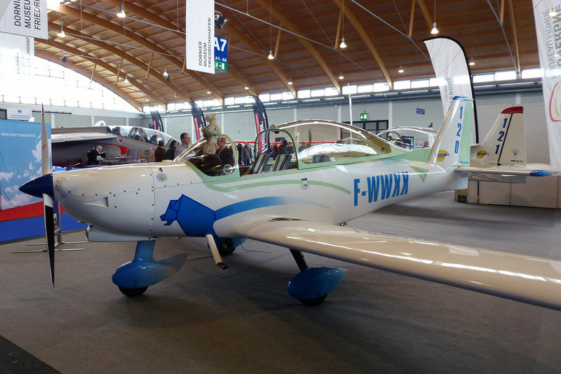 F-WWXX Issoire APM-30 Lion c/n 01
