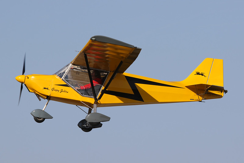 29-GI Aero Services Guepy c/n unknown Blois/LFOQ/XBQ 01-09-18