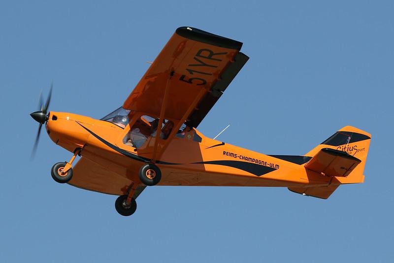 51-YR (F-JDHW) BRM Citius Sport c/n unknown Blois/LFOQ/XBQ 01-09-18
