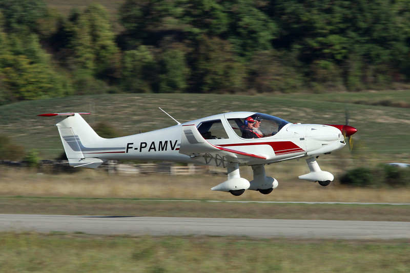 F-PAMV Dyn'Aero MCR-4S 2002 c/n 38 Gap-Tallard/LFNA/GAT 05-10-12