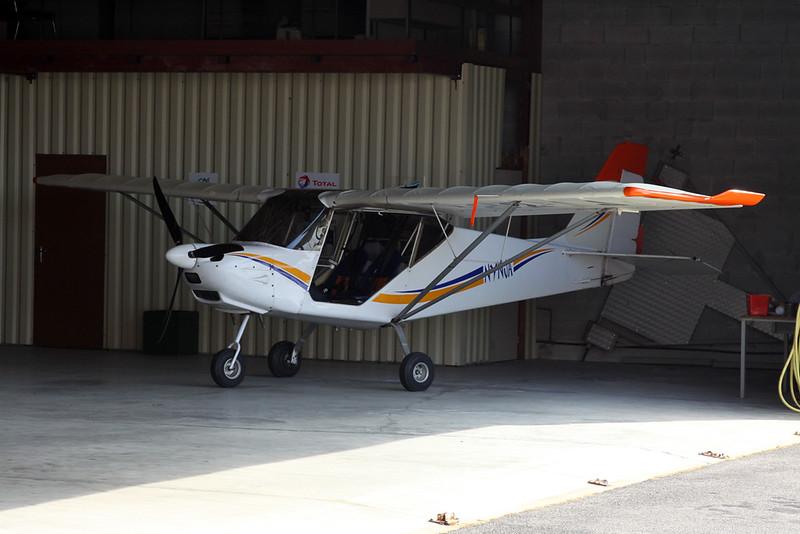 82-IJ (F-JYSK) Best Off Skyranger Nynja c/n unknown Montauban/LFDB 21-03-21