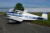 F-PLUU Jodel D.112 c/n 1244 Dijon-Darois/LFGI 12-06-13