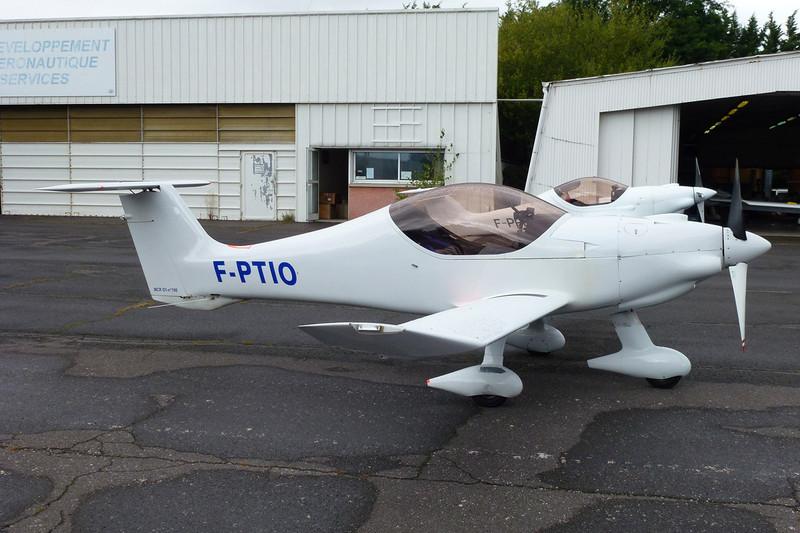 F-PTIO Dyn'Aero MCR-01 Banbi c/n 186 Dijon-Darois/LFGI 09-09-11