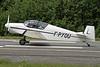F-PYOU Jodel D.112 c/n 1386 Megeve/LFHM/MVV 10-06-07