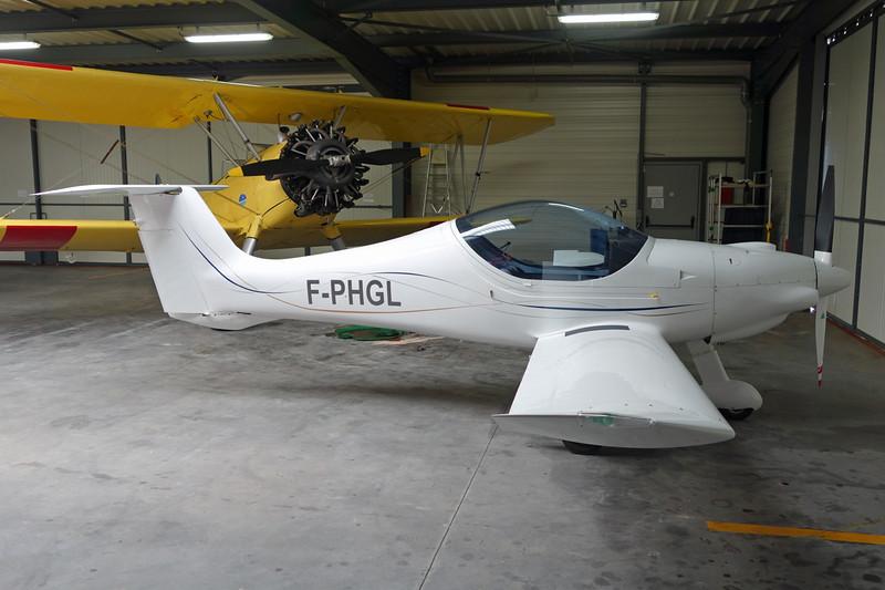 F-PHGL Dyn'Aero MCR-1 c/n unknown Dijon-Darois/LFGI 08-09-15