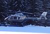 F-HAIL Eurocopter EC-135 T2+ c/n 0660 Megeve/LFHM/MGV 12-02-14
