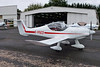 F-PBCF Dyn'Aero MCR-1 Banbi c/n 206 Dijon-Darois/LFGI 09-09-11
