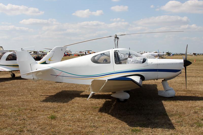 03-ADB (F-JWKH) Jodel D.20 Jubile c/n unknown Blois/LFOQ/XBQ 01-09-18