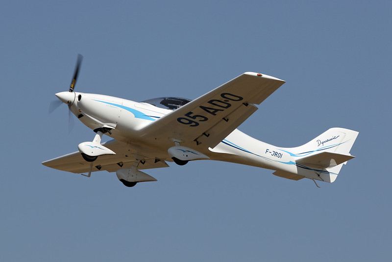 95-ADO (F-JROI) Aerospool WT-9 Dynamic c/n DY462/2013 Blois/LFOQ/XBQ 01-09-18