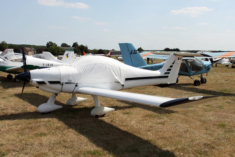 21-HAB Dyn'Aero MCR-01 c/n unknown Blois/LFOQ/XBQ 01-09-18