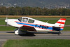 F-PBNP Jodel DR.1050M c/n 701 Grenoble-Le Versoud/LFLG 06-10-12