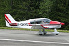 F-GHYQ Robin DR.400-120 Petit Prince c/n 2203 Megeve/LFHM/MVV 13-06-07