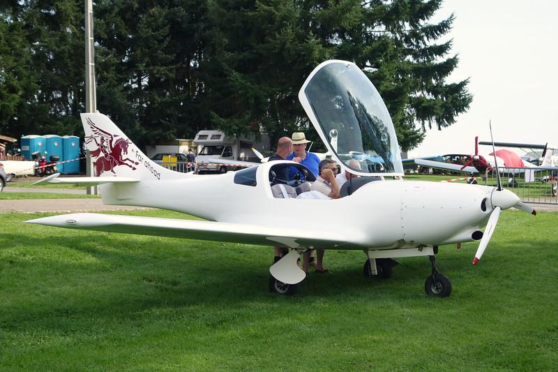 59-DJN (F-JUWZ) Vanessa Air VL-3 Evolution c/n VL-3-115 Maillen/EBML 30-08-15