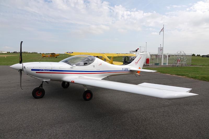 80-ABZ (F-JUFA) Aerospool WT-9 Dynamic c/n DY454/2012 Abbeville/LFOI 31-08-19