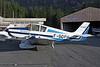 F-BOPH SAN Jodel D.140E Mousquetaire c/n 191 Megeve/LFHM/MVV 04-07-08
