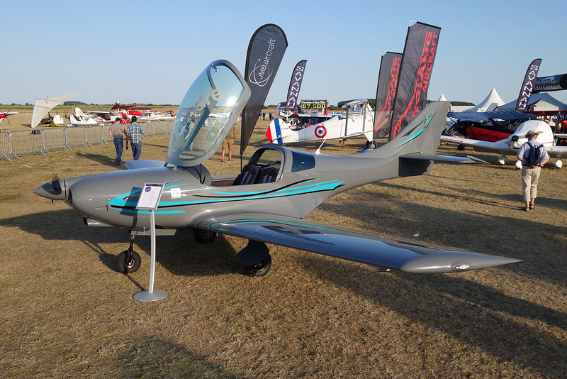74-AKG Vanessa Air VL-3 Evolution c/n VL-3-277 Blois/LFOQ/XBQ 01-09-18