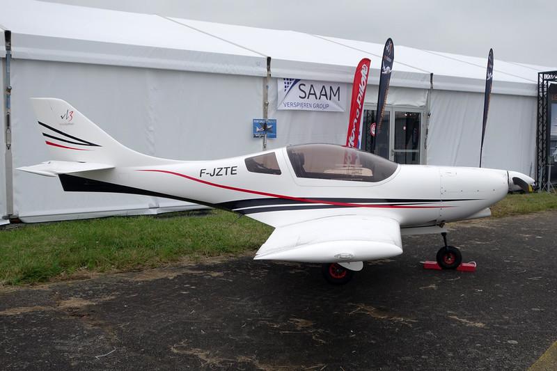 59-DNF (F-JZTE) Vanessa Air VL-3 c/n VL-3-151 Pontoise/LFPT/POX 03-06-16