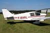 F-BXRL Robin HR.100-210 Safari c/n 206 Spa-La Sauveniere/EBSP 04-08-07