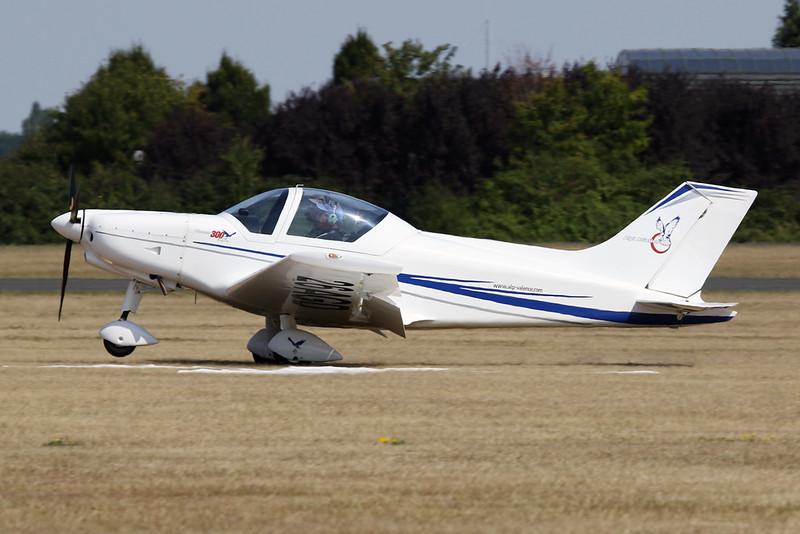 26-AGD (F-JUPJ) Alpi Aviation Pioneer 300 Kite c/n unknown Blois/LFOQ/XBQ 01-09-18