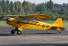 F-BFBP Piper J/3C 65 Cub c/n 13195 St.Cyr L'Ecole/LFPZ 10-10-10